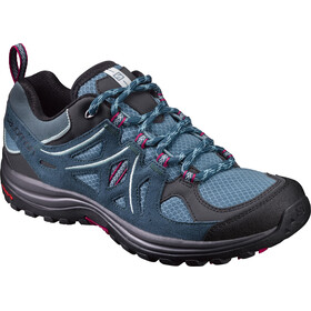 Salomon Ellipse 2 Aero Schoenen Dames, artic/reflecting pond/sangria